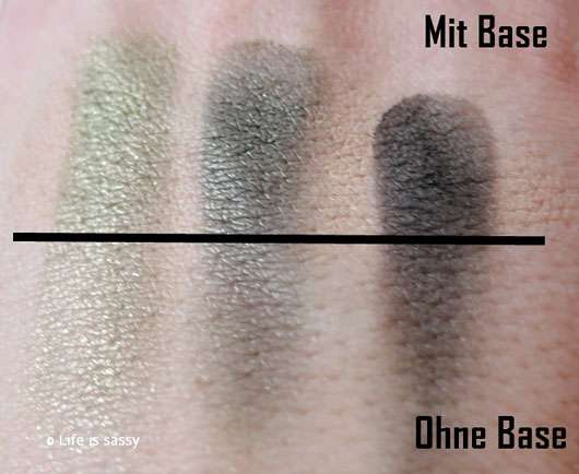 Catrice Neo-Natured Eye Shadow, Farbe: C01 WALDEN's Leaf Letter (LE)-swatches