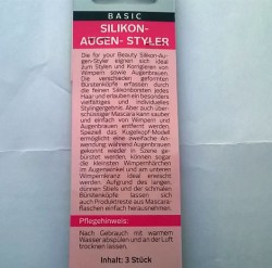 for your Beauty Basic Silikon-Augen-Styler