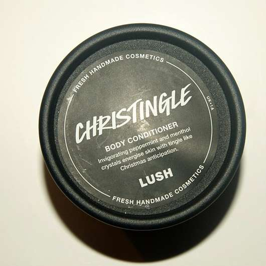 LUSH Christingle (Body Conditioner; LE)