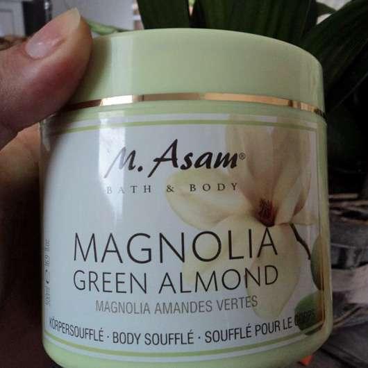 M. Asam Magnolia & Green Almond Körpersoufflé