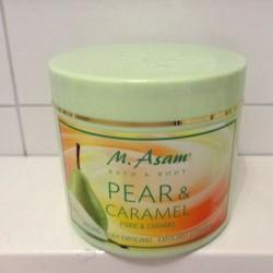 Produktbild zu M. Asam Pear & Caramel Peeling