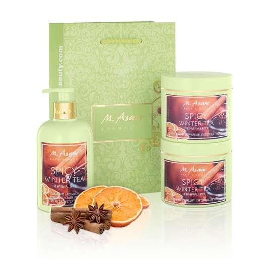 M. Asam Spicy Winter Tea Körperpflegeserie