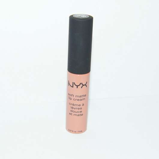 NYX Soft Matte Lip Cream, Farbe: Athens