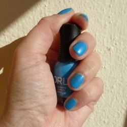 Produktbild zu ORLY Mini-Nagellack – Farbe: Skinny Dip