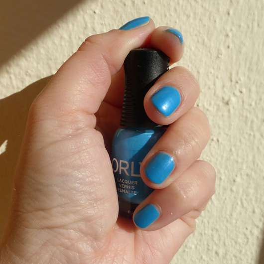 ORLY Mini-Nagellack, Farbe: Skinny Dip