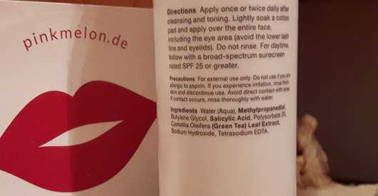 Paula's Choice Skin Perfecting 2% BHA Liquid Peeling Inhaltsstoffe