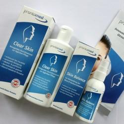 Produktbild zu Prontomed Skin Balance Sprühgel + Clear Skin Gesichtswasser