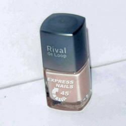 Produktbild zu Rival de Loop Express Nails Nagellack 45' – Farbe: 213