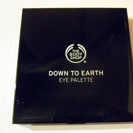 The Body Shop Down to Earth Quad Palette, Farbe: 03 Grey