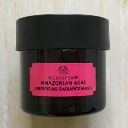 Produktbild zu The Body Shop Amazonian Acai Energising Radiance Mask