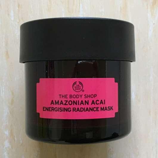 The Body Shop Amazonian Acai Energising Radiance Mask