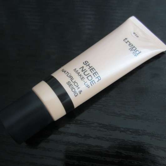 trend IT UP Sheer Nude Make-up, Farbe: 010