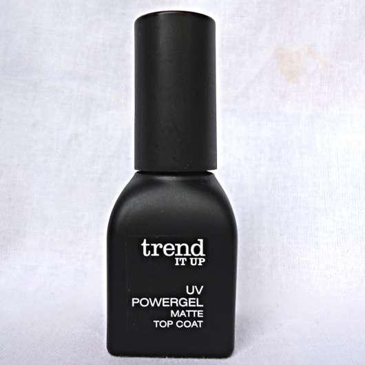 trend IT UP UV Powergel Matte Top Coat