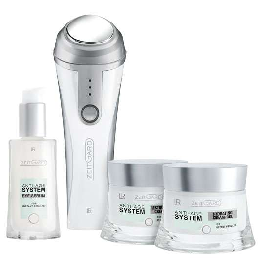 ZEITGARD Anti-Age System Paketen von LR Health & Beauty