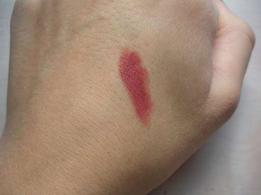 ASTOR Soft Sensation Lipcolor Butter Matte, Farbe: 027 Elegant Nude Swatch