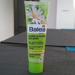 Produktbild zu Balea Hand & Nagel Balsam Kamille