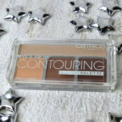 Produktbild zu Catrice Eye & Brow Contouring Palette – Farbe: 020 But First, Hot Coffee!