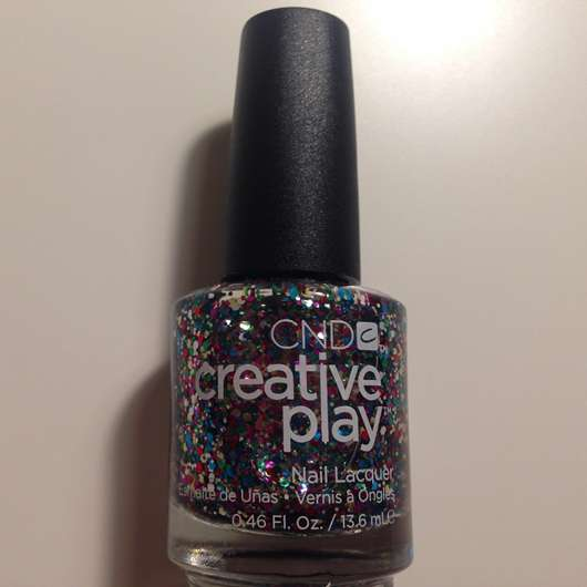 CND CREATIVE PLAY Nail Lacquer, Farbe: Glittabulous