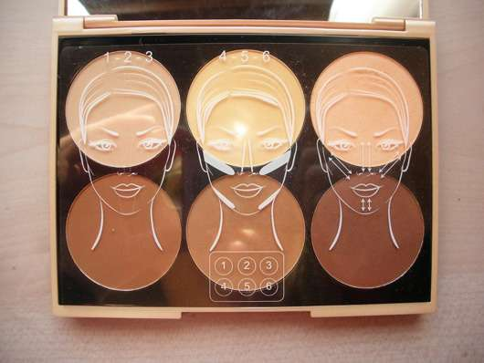 Douglas Make-up Contouring Palette Nuancen