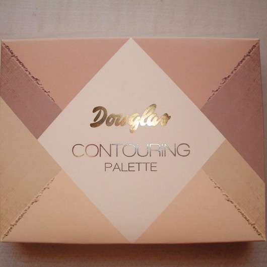 Douglas Make-up Contouring Palette Design