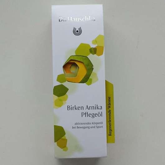 Dr. Hauschka Birken Arnika Pflegeöl