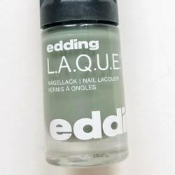 Produktbild zu edding L.A.Q.U.E. Nail Lacquer – Farbe: 183 Kind Khaki