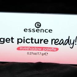 Produktbild zu essence get picture ready! eyeshadow palette