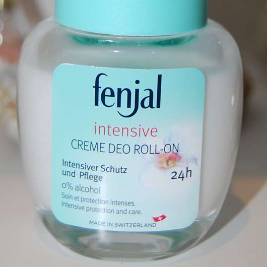 fenjal intensive Creme Deo Roll-On