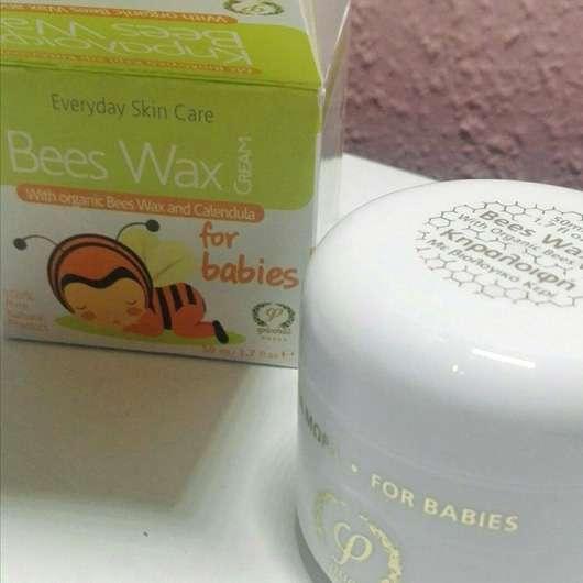 fysio cosmetics Reine Bienenwachscreme für Babys