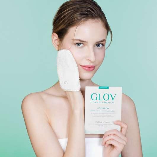 GLOV – die Revolution der Make-up-Entfernung