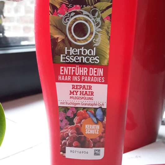 Herbal Essences Repair My Hair Pflegespülung