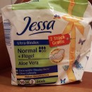 Jessa Ultra-Binden Normal + Flügel Aloe Vera