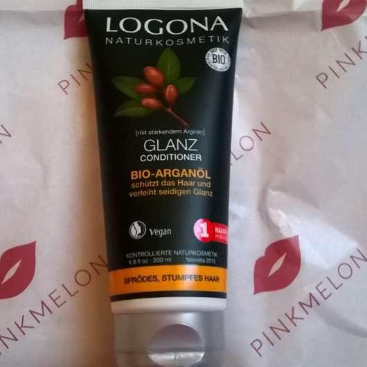 LOGONA Glanz Conditioner Bio-Arganöl