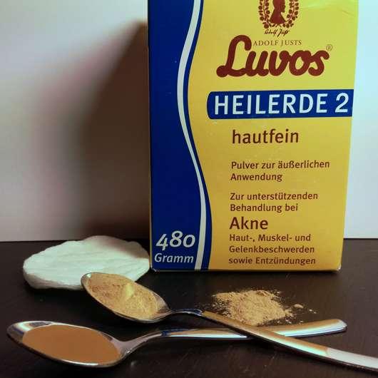 <strong>Luvos</strong> Heilerde 2 hautfein