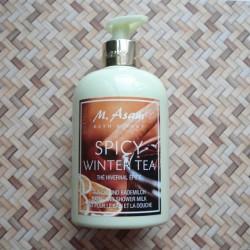 Produktbild zu M. Asam Spicy Winter Tea Dusch- und Bademilch