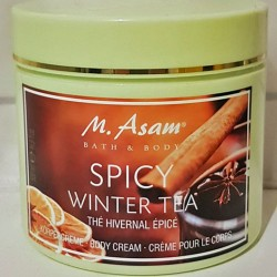 Produktbild zu M. Asam Spicy Winter Tea Körpercreme