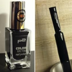 Produktbild zu p2 cosmetics color victim nail polish – Farbe: 500 eternal