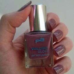 Produktbild zu p2 cosmetics volume gloss gel look polish – Farbe: 021 young miss