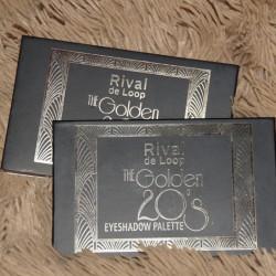 Produktbild zu Rival de Loop The Golden 20's Eyeshadow Palette (LE)