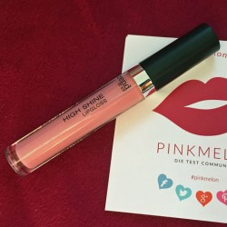 Produktbild zu trend IT UP High Shine Lipgloss – Farbe: 160