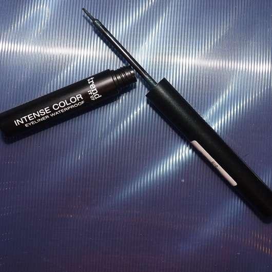 trend IT UP Intense Color Eyeliner Waterproof, Farbe: 010