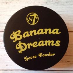 Produktbild zu W7 Banana Dreams Loose Powder