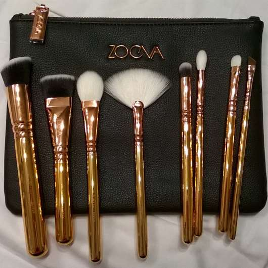 ZOEVA Rose Golden Luxury Set Vol. 3