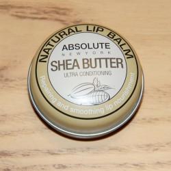 """Produktbild zu ABSOLUTE NEW YORK Natural Lip Balm """"Shea Butter"""""""
