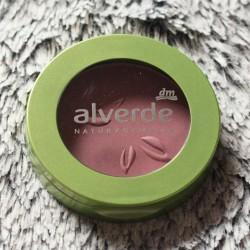 Produktbild zu alverde Naturkosmetik Puderrouge – Farbe: 08 Berry Dream