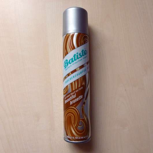 Batiste Hint of Colour Dry Shampoo, Farbe: beautiful brunette