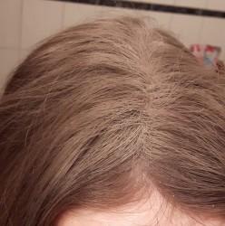 Batiste Hint of Colour Dry Shampoo, Farbe: divine dark nach dem Aufsprühen