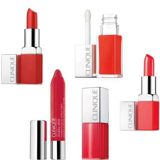 Clinique Lippenstifte-Set zu gewinnen