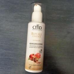 Produktbild zu CMD Naturkosmetik Royale Essence Reinigungscreme