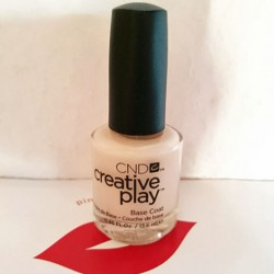 Produktbild zu CND CREATIVE PLAY Base Coat